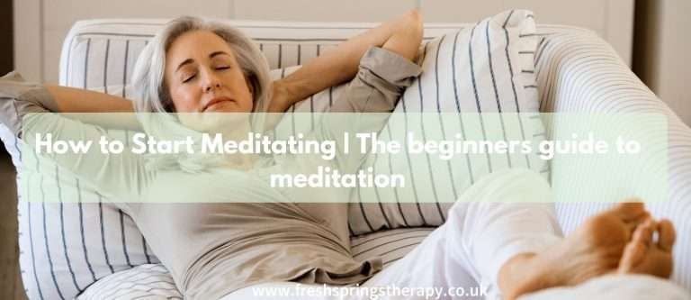How to Start meditating 7 Effortless ways
