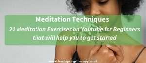 Meditation Techniques _ 21 Meditation Exercises on Youtube for Beginners (1)