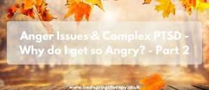 Anger Issues & Complex PTSD - Why do I get so Angry_ - Part 2