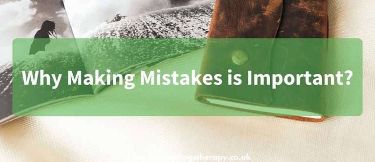 Why Making Mistakes is Important?